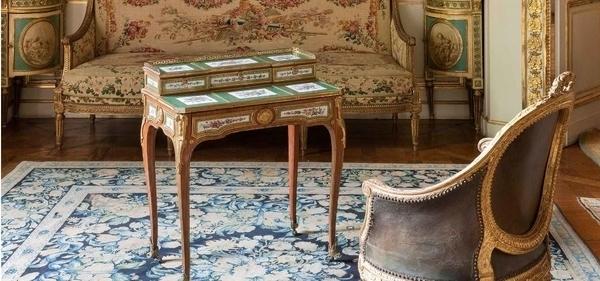 Secrets de meubles et d'ébénistes à l'hôtel Camondo