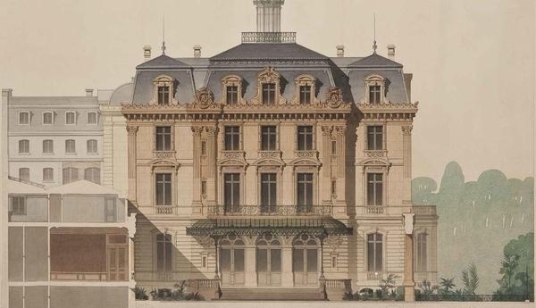 Le 61 rue de Monceau, l'autre hôtel Camondo