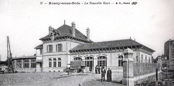 Musée d'Histoire de Rosny-sous-Bois