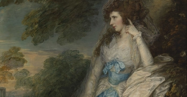 L'âge d'or de la peinture anglaise, de Reynolds à Turner
