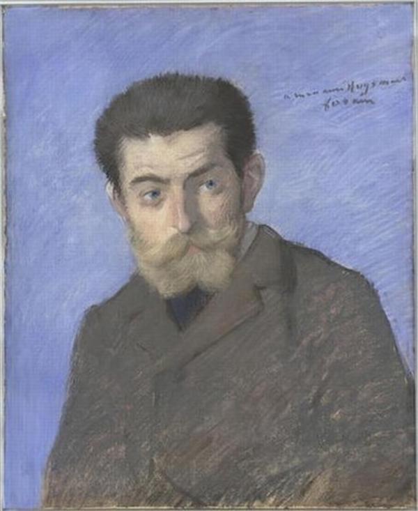 Joris-Karl Huysmans critique d'art. De Degas à Grünewald, sous le regard de Francesco Vezzoli