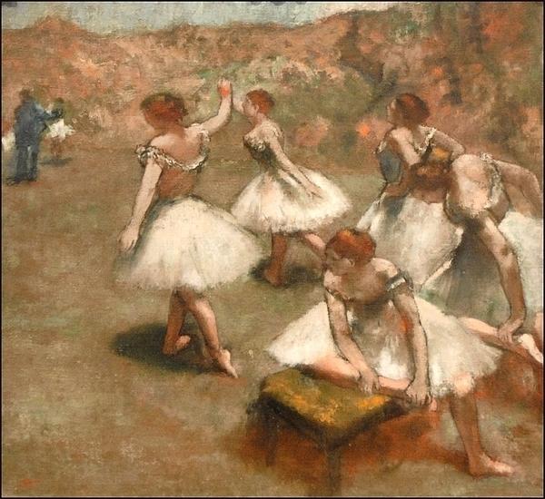 Degas, ce fantôme de l'Opéra