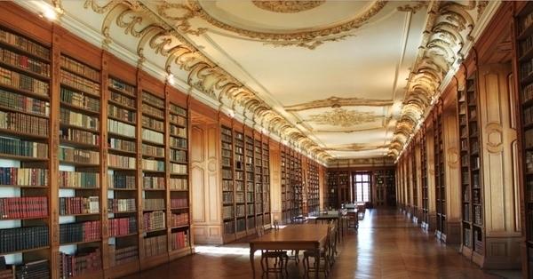 Bibliothèque Bénédictine de Saint-Mihiel