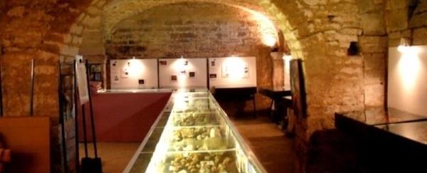 Musée Minéralogique et Paléontologique
