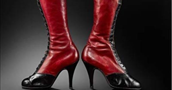 Marche et démarche. Une histoire de la chaussure