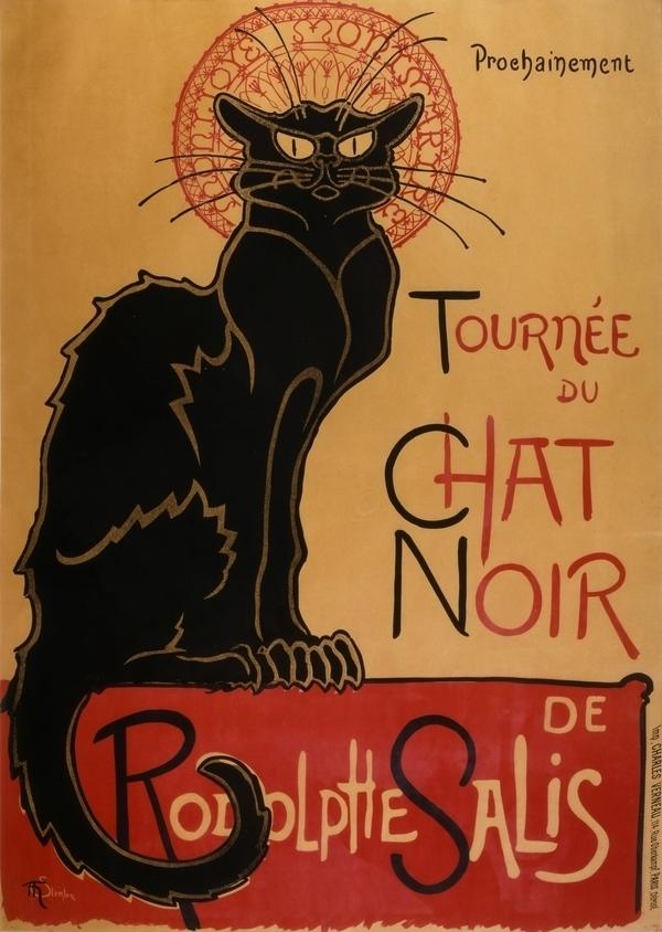 Cités d'artistes de Pigalle, entre Moulin Rouge et Chat Noir