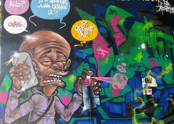 Street Art - Musée à ciel ouvert