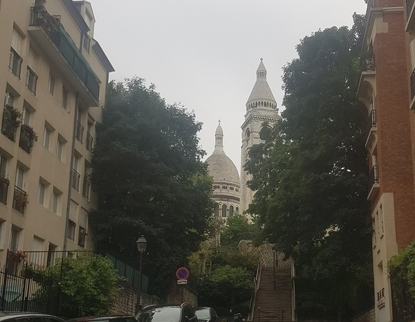 Balade montmartroise & visite intérieure du Sacré-Cœur