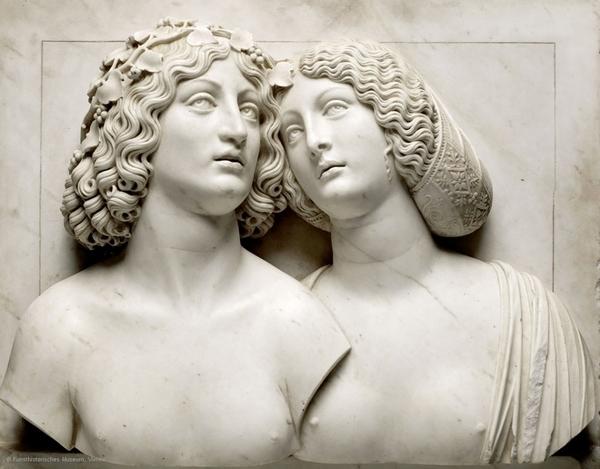 Le Corps et l'Âme De Donatello à Michel-Ange. Sculptures italiennes de la Renaissance ( Conversation en LSF avec mon guide)