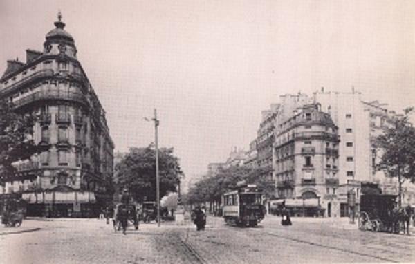 Découverte de Montparnasse, ses ateliers d'artistes et ses cafés brasseries de 1900-1930