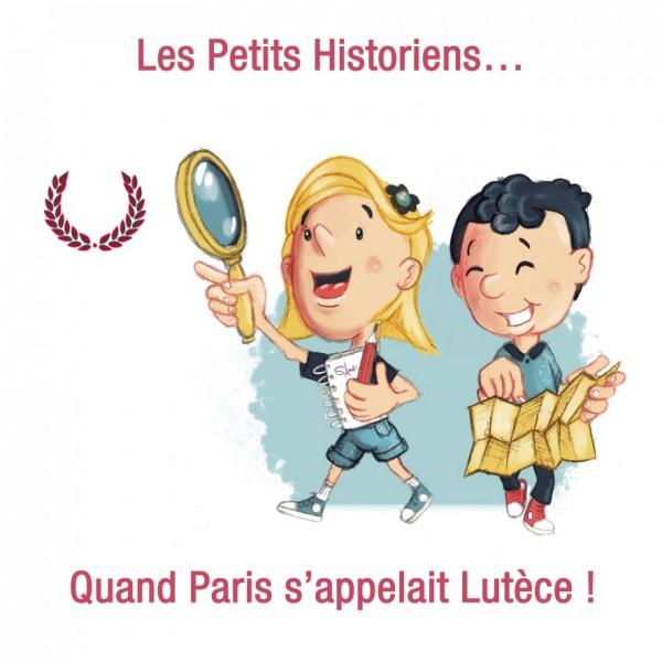 Visite virtuelle > Enquête dans l'Antiquité par les petits historiens ! (5-7 ans)