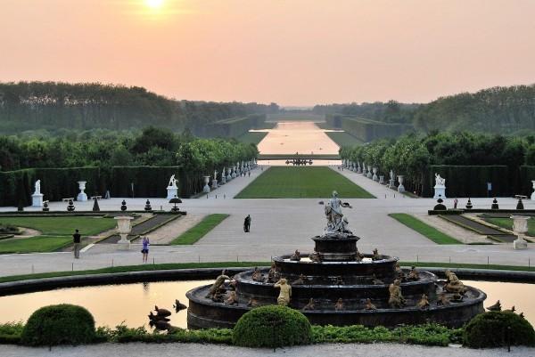 Le Château de Versailles en Visite Guidée Virtuelle en 3D