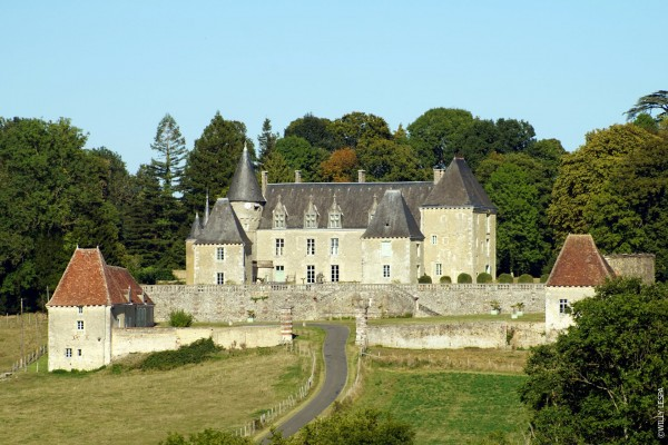 Château des Feugerets