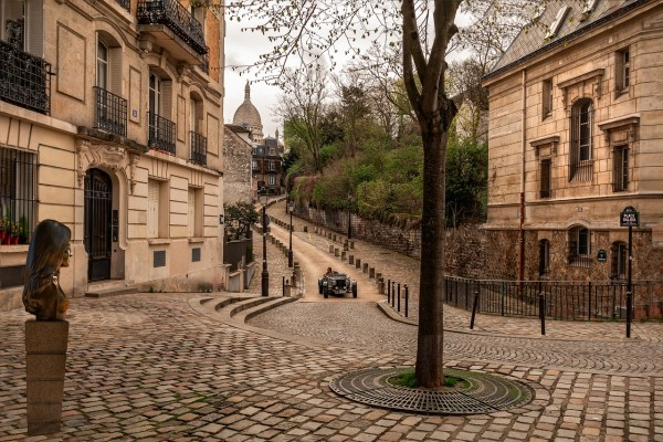 Visite Live Guidée > Promenade dans le Montmartre caché