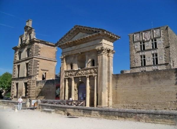 Le Luberon Sud et ses châteaux