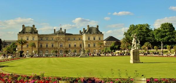 Visio-conférence > De Notre Dame au Jardin du Luxembourg