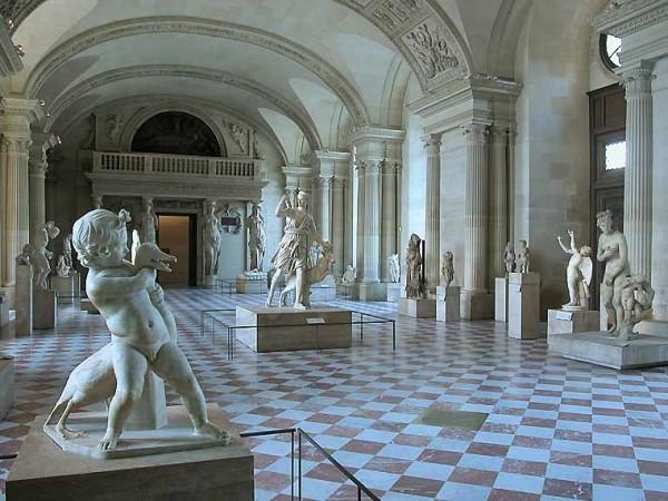 Les débuts du Louvre