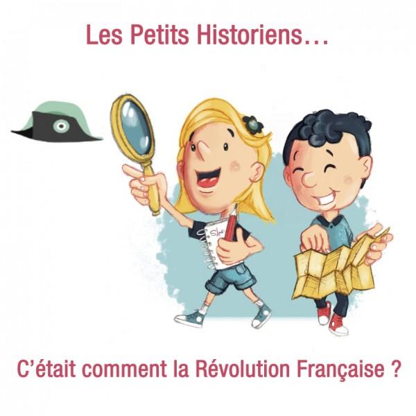 Visite virtuelle > Enquête dans l'Époque Contemporaine par les petits historiens ! (5-7 ans)