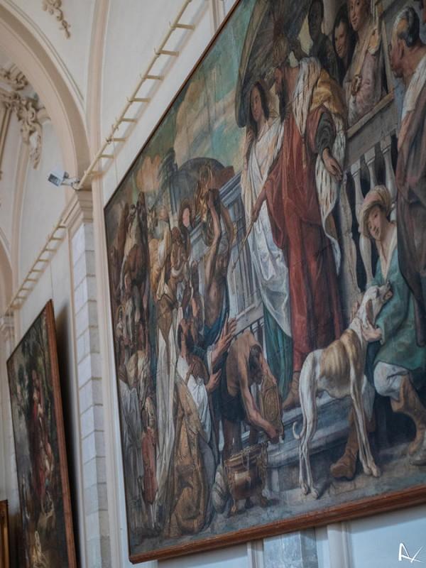 Musée des Beaux-Arts d'Arras (enfants)