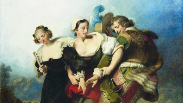 Alexandre Évariste Fragonard, le fils prodige