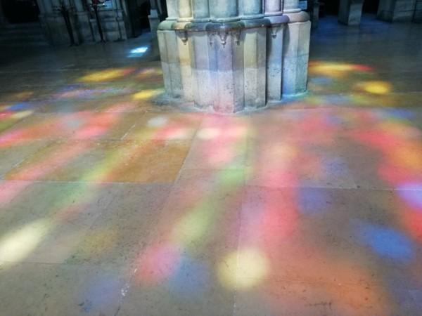 Visite virtuelle > Histoire du vitrail