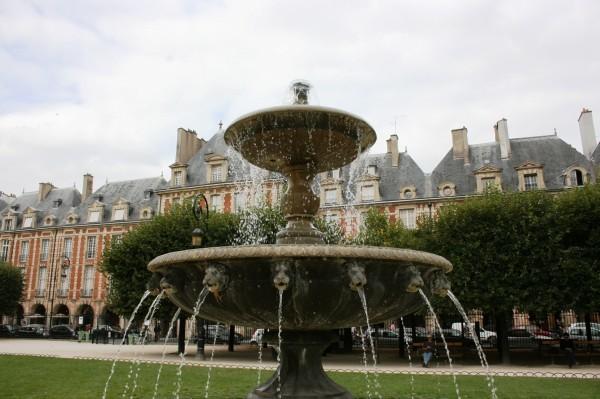 Les grandes heures de l'histoire du Marais