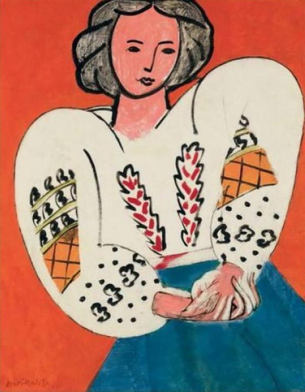 Visio-conférence > Matisse comme un roman au Centre Pompidou
