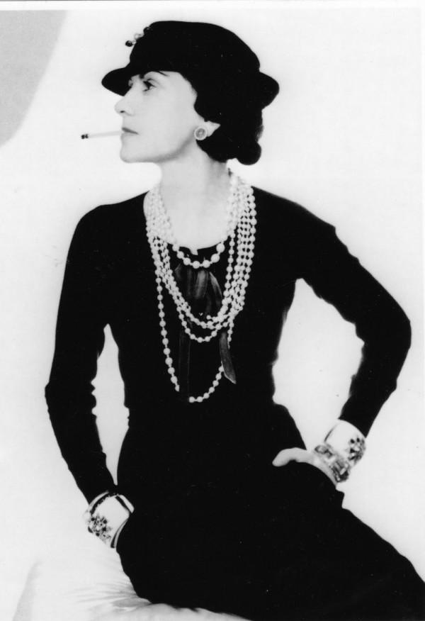 Visio-conférence > Gabrielle Chanel : manifeste de mode