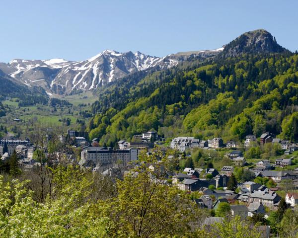 Visite guidée en live > Panorama dans les Volcans d'Auvergne