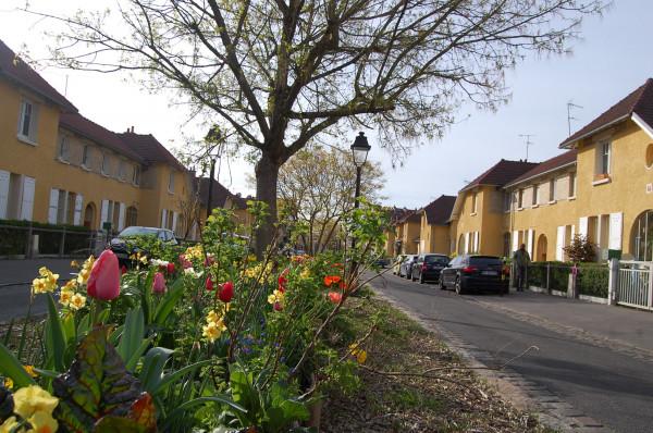 Visite en ligne > Les cités jardins de la banlieue nord