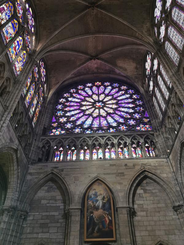 Visite en ligne > La Basilique Cathédrale de Saint-Denis