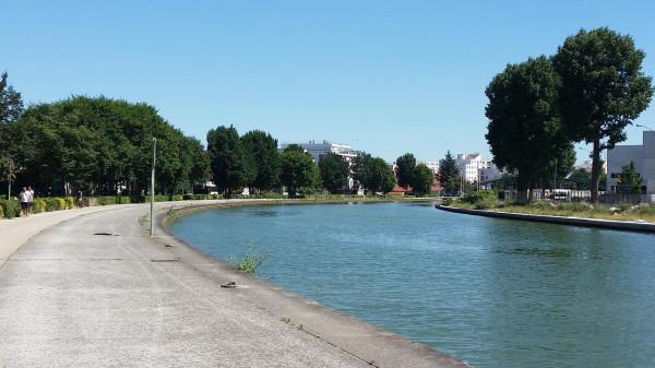Visite en ligne > Au fil de l'eau : La Seine et le canal Saint-Denis