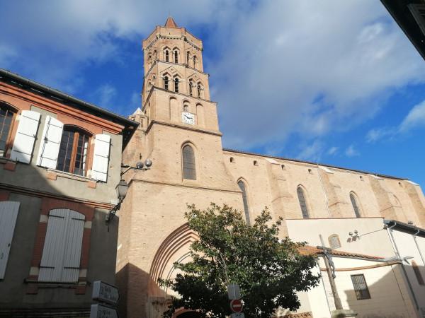 Le quartier Saint-Cyprien à Toulouse !