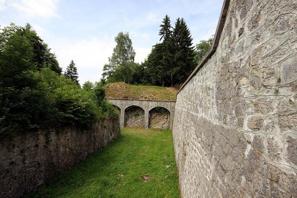 Le fort de Tamié