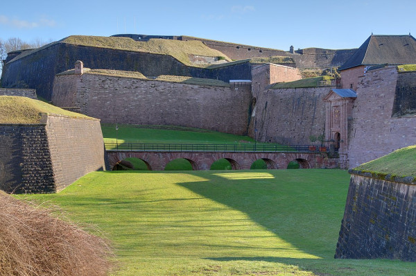 Citadelle et lion de Belfort