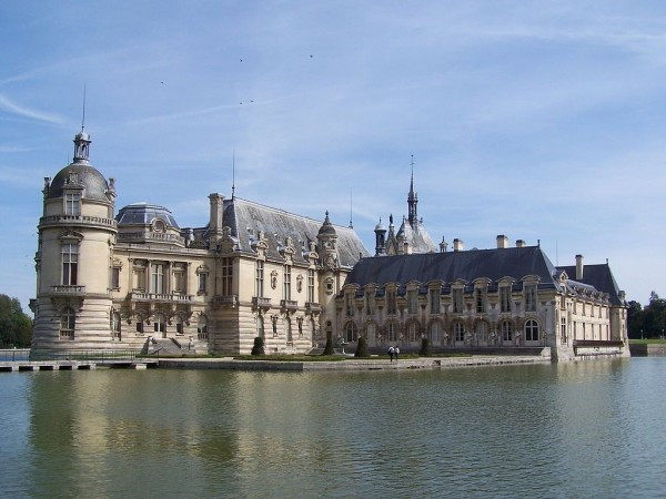Tour of the Chantilly Domain