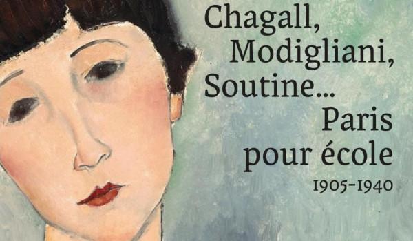 Les peintres de l'École de Paris au MAHJ