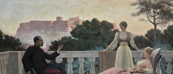 Paris-Athènes: naissance de la Grèce moderne 1675-1919