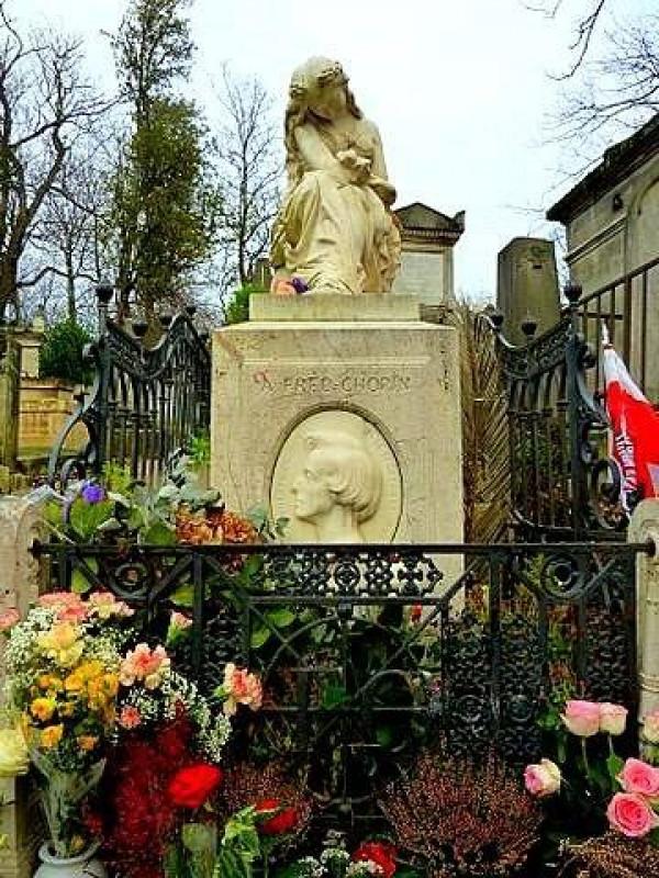 Le cimetière du Père-Lachaise à ciel ouvert