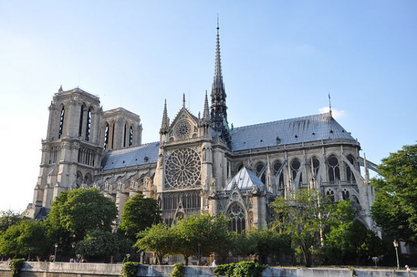 Cathedral of Notre-Dame de Paris