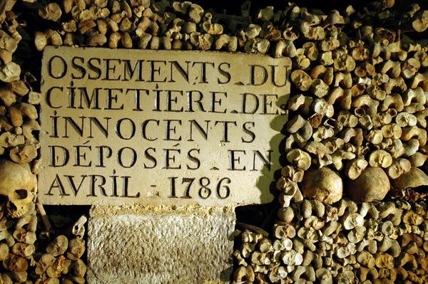 Découverte des Catacombes