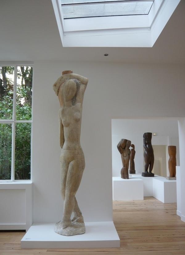Visite théatralisée du musée Zadkine