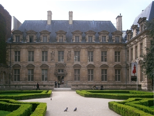 Le Marais aristocratique