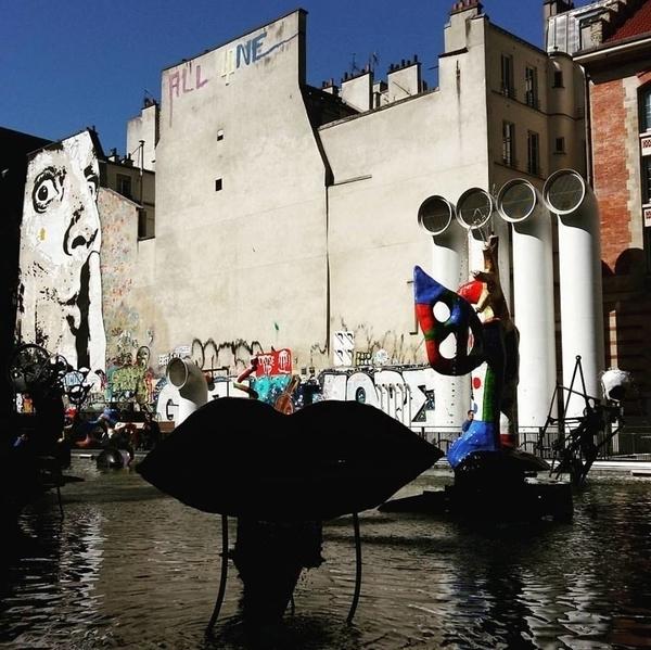 Le Marais : des Templiers au Street Art