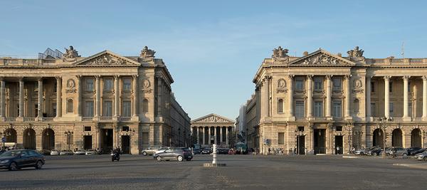 Hôtels de la rue St Honoré, de St Roch à la rue Royale