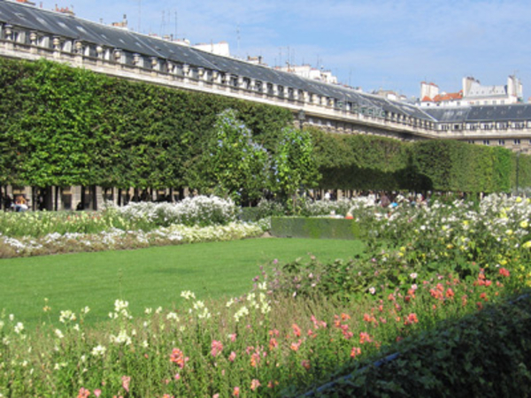 Paris coquin