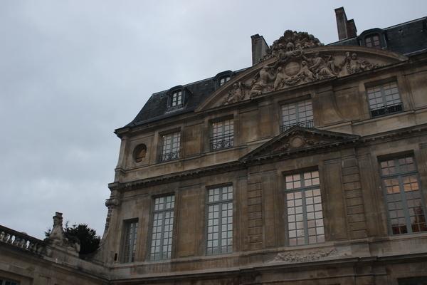 Hôtels et belles demeures du Marais du Temple